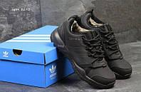 Чоловічі зимові  кросівки  Adidas Terrex (3292) чорні