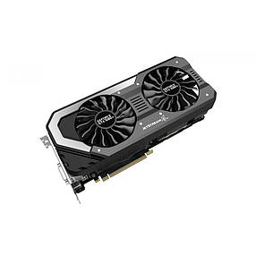 Видеокарта Palit GeForce GTX 1080 Ti Super JetStream (NEB108TS15LC-1020J), фото 2