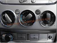 Алюминиевые рамки на ручки переключения печки для Ford Focus Mk2 2004-2011