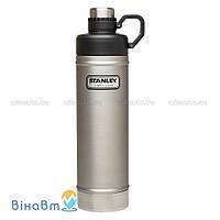 Термофляга Stanley Classic Vacuum Water Bottle 0,75 л Стальная