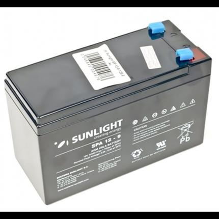 Аккумулятор Sunlight SP12-9 (12 Вольт, 9 Ач), фото 2