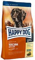 Happy Dog Supreme Sensible Toscana 12,5кг - корм для для кастрированных кобелей и стерилизованных сук