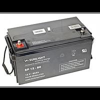 Аккумулятор Sunlight SP 12-80 (12 Вольт, 80 Ач)
