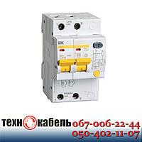 Дифференциальный автомат IEK АД12 2Р