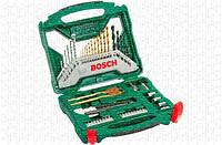 Набор насадок Bosch X-Line-Titanium, 50 шт