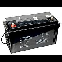 Аккумулятор 12 Вольт 120 Ач, Sunlight SP 12-120