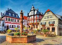 Пазл Торговая площадь в Хеппенхайме Германия 3000 эл 33052