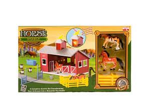 Будиночок для ляльок Horse Stable
