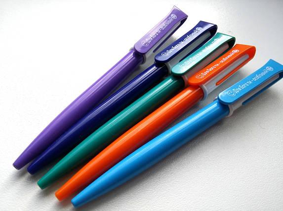 Ручка кулькова з індивідуальним дизайном, під замовлення ., фото 2
