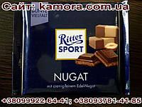 Шоколад Ritter sport с нугой (Ритер спорт) 100г. Германия