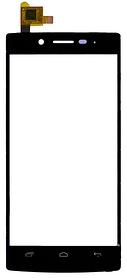 Сенсор (тачскрин) для телефона iOcean X7 черный
