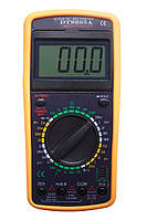 Мультиметр цифровой DT9205A с измерением емкости