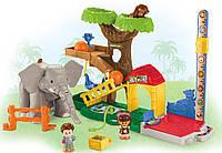 Интерактивный зоопарк Fisher-Price Little People Big Animal Zoo. Оригинал