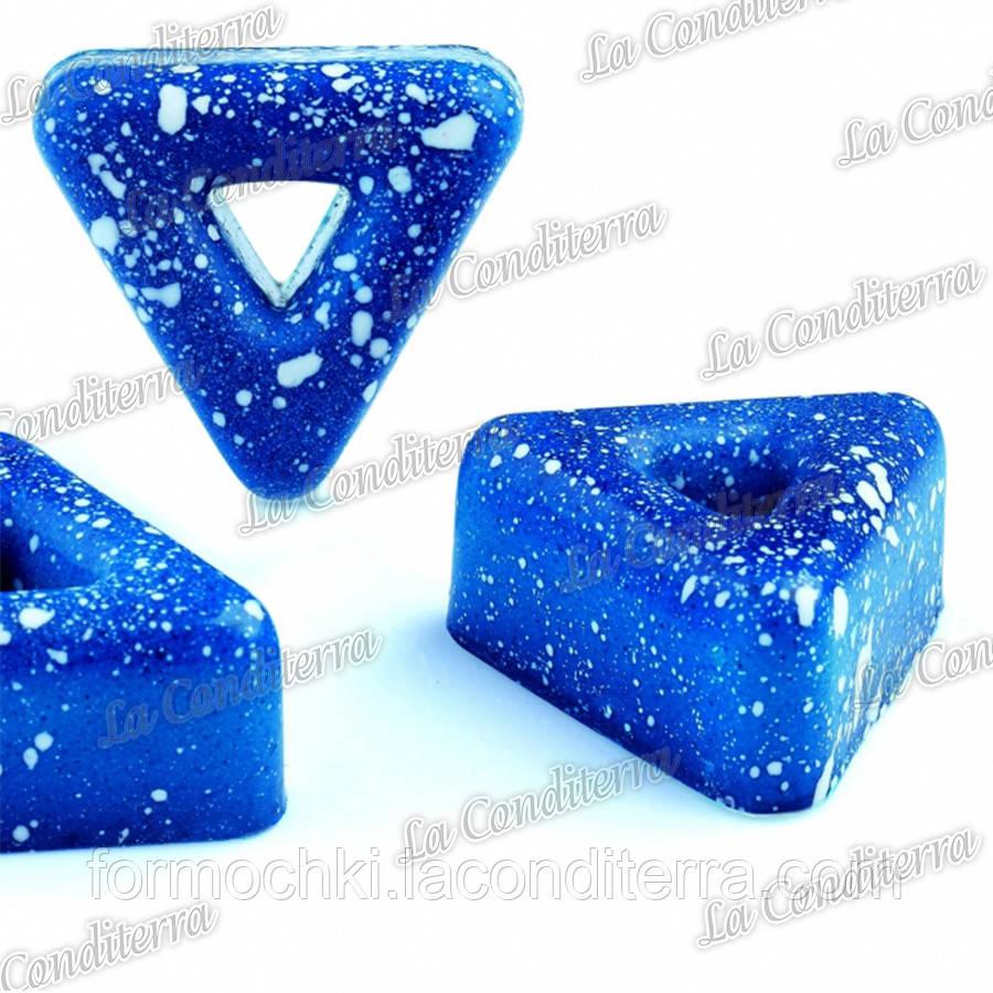Поликарбонатная форма для шоколадных конфет PAVONI PC49