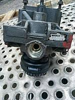 Кран управления передней оси (клапан ускорительный) DAF 1448019, Wabco 4802020050, вход 28.10.2017