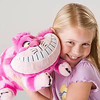 Мягкая игрушка Дисней Чеширский кот из м/ф Алиса в стране чудес,Cheshire Cat Disney Alice Wonderland. Оригинал