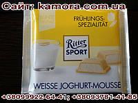 Шоколад Ritter sport йогурт мусс (Ритер спорт) 100г. Германия