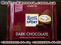 Шоколад Ritter sport черный (Ритер спорт) 100г. Германия