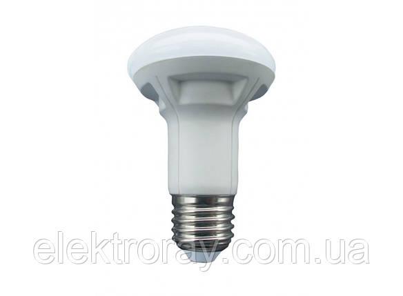 Светодиодная лампа Luxel R63 8w E27 4000K, фото 2