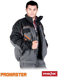Куртка рабочая утепленная REIS (RAW-POL) Польша (одежда зимняя рабочая) PRO-WIN-J SBP
