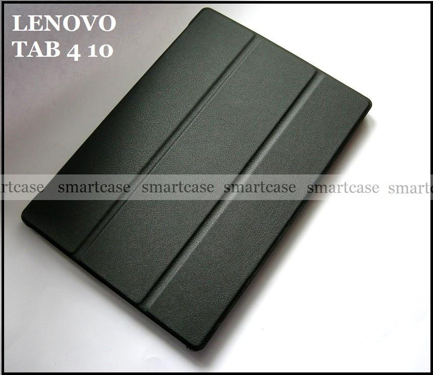 Чорний чохол книжка Lenovo Tab 4 10 TB-X304F X304L TFC smart book