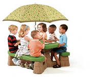 Детский стол для пикника Step 2