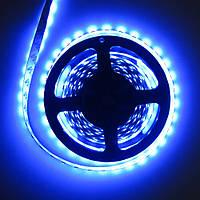 Лента cветодиодная 5050 60 диодов IP20 BLUE