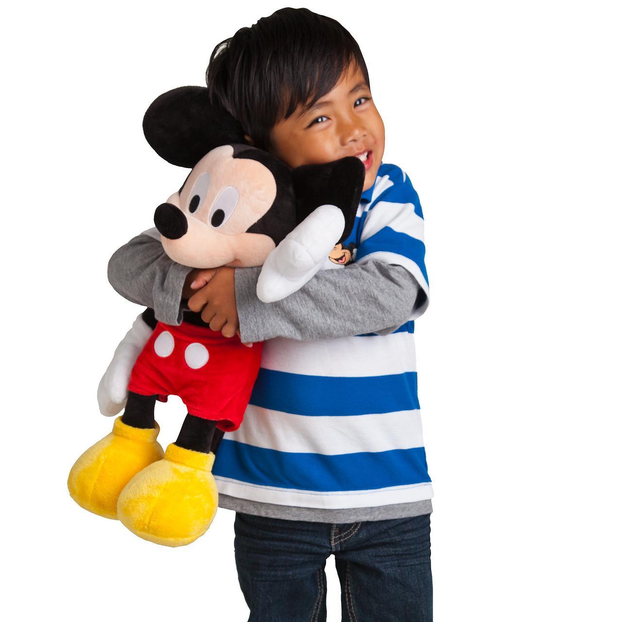 Мягкая игрушка Микки Маус Дисней, Mickey Mouse Disney 48 см. Оригинал