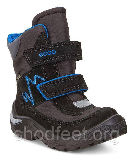 f69dfb705 Детские зимние ботинки Ecco Snowride Gore-Tex 751331-51052 - ShodFeet в  Харькове
