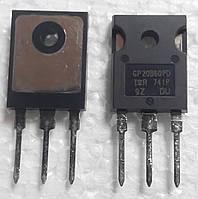 Транзистор IRGP20B60PD, GP20B60P