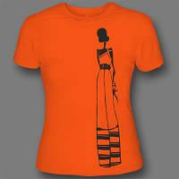 Срочная трафаретная печать на футболках