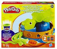 Игровой набор Play-Doh Забавная черепашка (A0653)