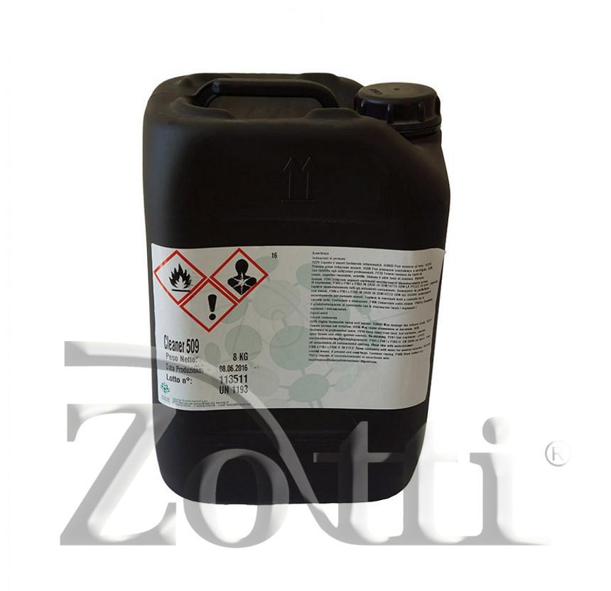 Средство для протирки подошв / протрава / травилка. Cleaner 511 - 8 кг (Италия)