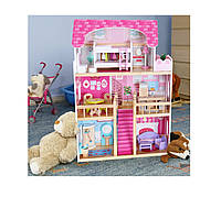 Игровой кукольный домик для барби Tima Toys