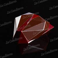 Поликарбонатная форма для шоколадных конфет PAVONI PC50