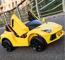 Детский электромобиль Lamborghini T-753 YELLOW