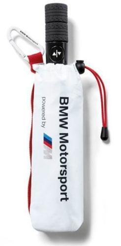 Оригінальна парасоля BMW Motorsport White (80232285874)