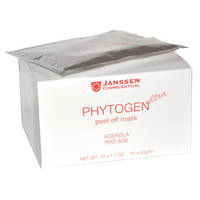 Альгинатная anti-age маска с экстрактами ацеролы и аронии JANSSEN Phytogen Acerola Pro Age 10шт*30г