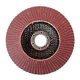Диск шлифовальный лепестковый INTERTOOL BT-0212, фото 2