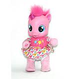 My Little Pony Інтерактивна поні Пінкі Пай Вчимося ходити на німецькій мові, фото 3