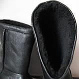 Marco зимние женские теплые угги! сапоги ботинки уги взуття Ugg кожа , фото 5