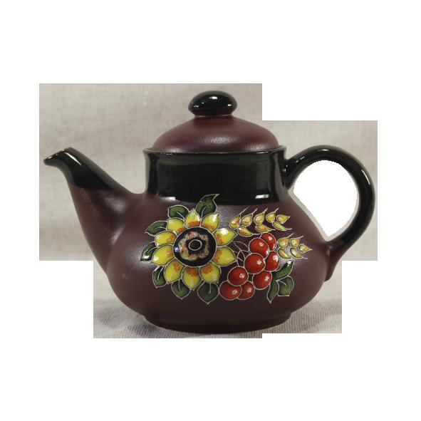 Чайник керамический «Калина»