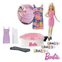 Игровой набор Барби Студия цветных нарядов с куклой, Mattel, DMC10
