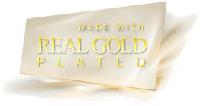 Колье покрытые золотом