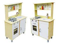 Деревянная кухня для детей Premium