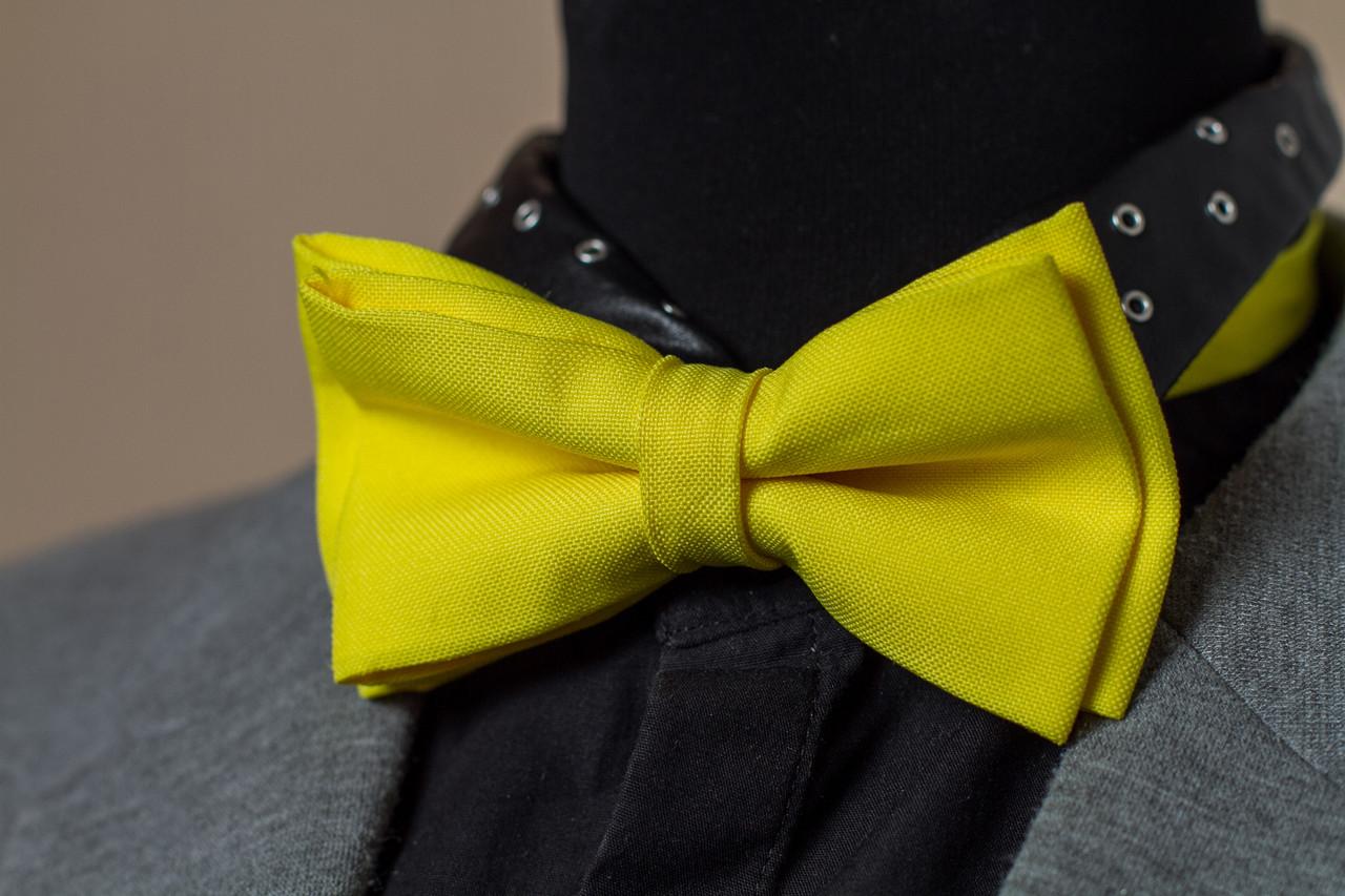 Бабочка «Желтый цвет»
