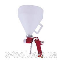 Распылитель пневматический для нанесения штукатурки пластиковый бачок AUARITA FR-301 (Италия/Китай)