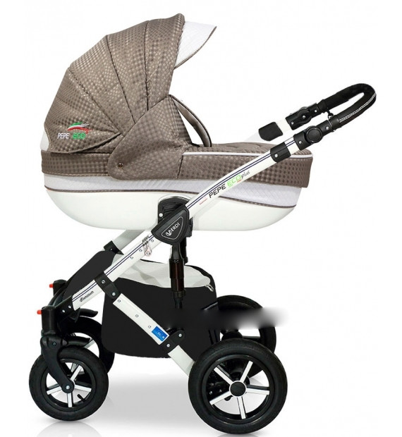 Детская коляска Verdi Pepe Eco Plus Dynamic - Интернет-магазин детских  товаров и мебели SIGNAL a4bf3a58f58