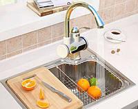 Цифровой проточный кран водонагреватель Dawer