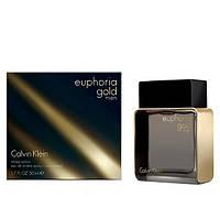 Туалетная вода Calvin Klein Euphoria Gold Men Limited Edition (edt 100ml)